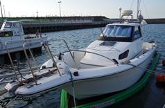 フィッシングボート